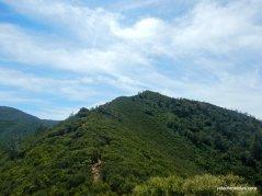 peaks ridges