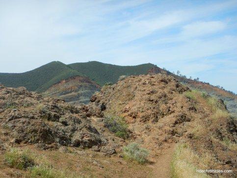 mitchell rock views