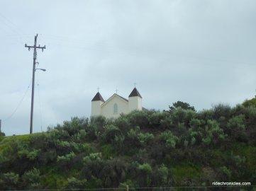 san ramon chapel