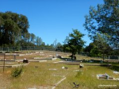 santa margarita cemetery
