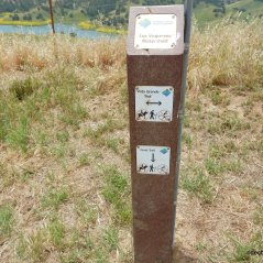 crest trail junction