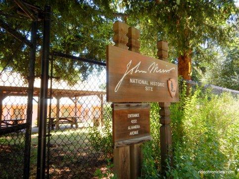 John Muir site