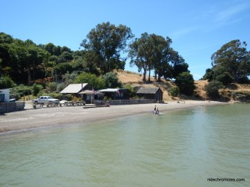 china camp beach