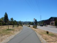 redwood hwy path