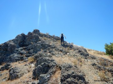 climb to mt olympia