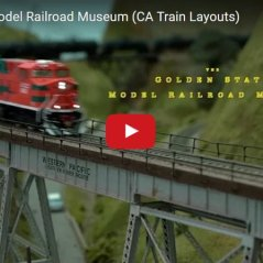 golden state model railroad museum