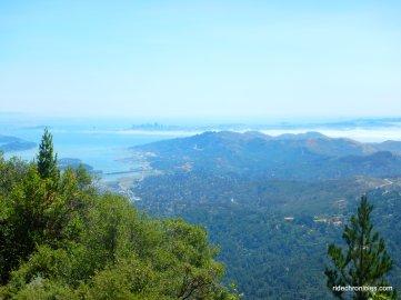 ocean bay views