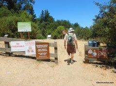 upper pinehurst trailhead