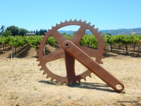 blackbird vineyard art