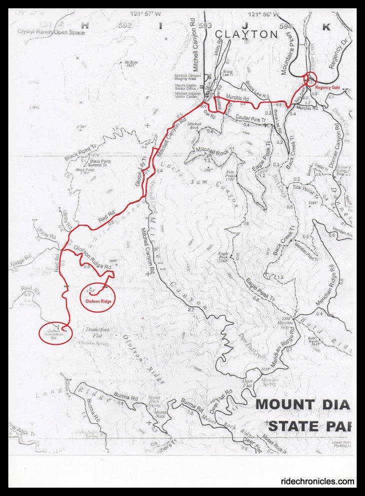 Olofson Ridge