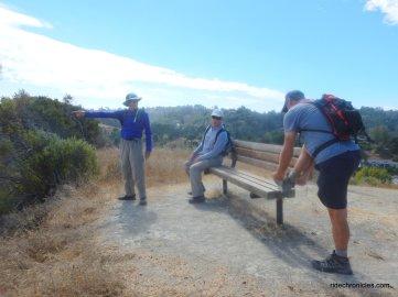 overlook bench