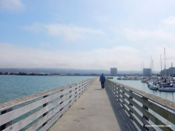 emeryville pier