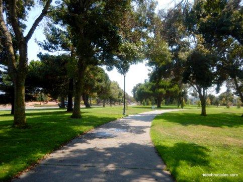 marina bay path