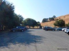 briones-lafayette ridge parking