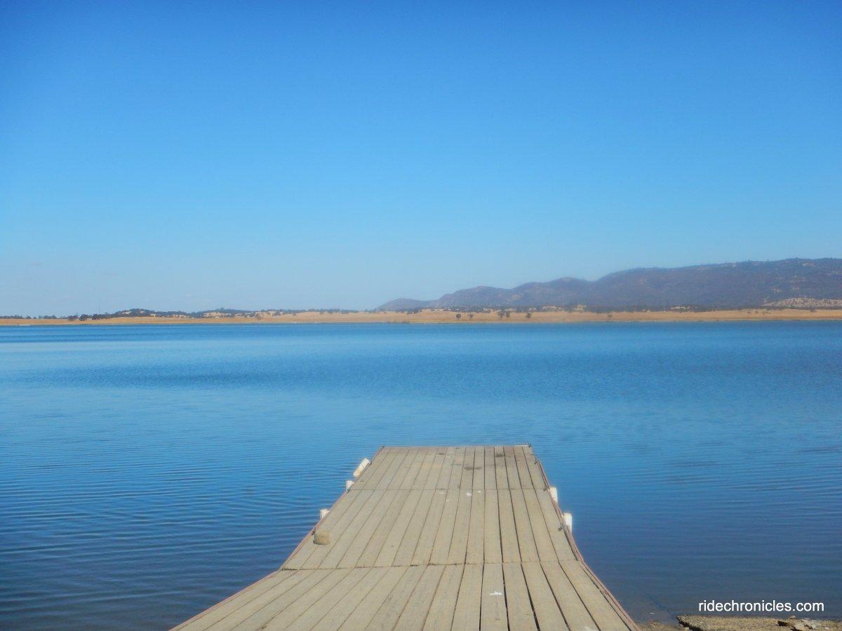 salt spring valley reservoir