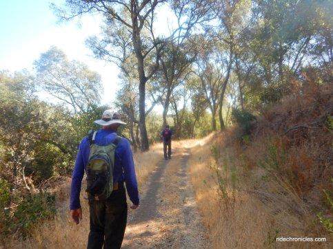 quicksilver trail