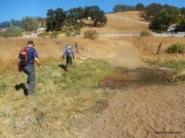 to oak hills trail