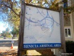 arsenal area