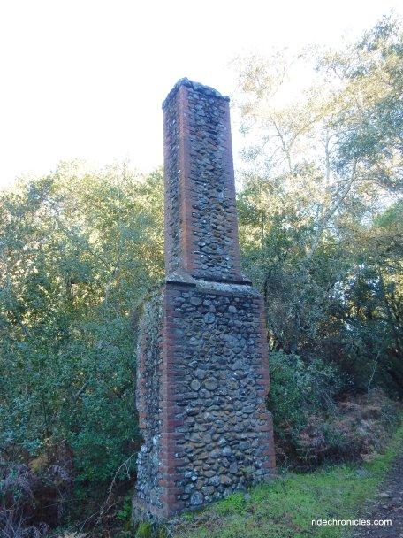 cabin chimney