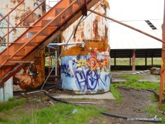 slaughterhouse graffiti