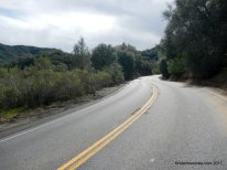 CA-128 W cardiac hill