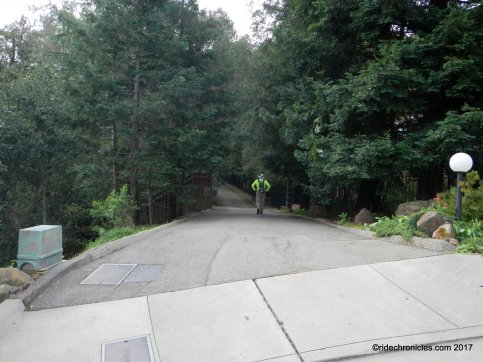 driveway at 9104