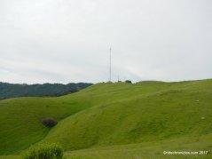 main ridge