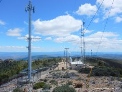 Mt St Helena summit