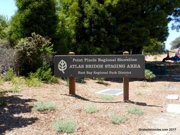 atlas bridge staging area