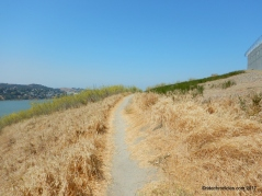 benicia bay trail
