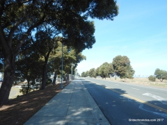 to mare island causeway