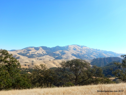 mt diablo view
