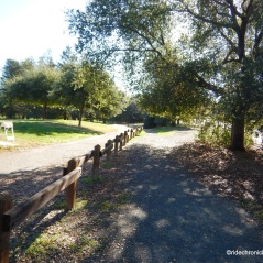 cal riding & hiking trail