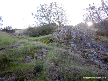 mitchell rock trail