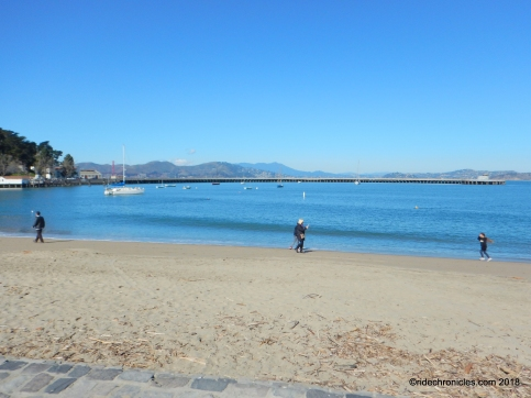 aquatic park cove