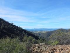 eagle peak trail views