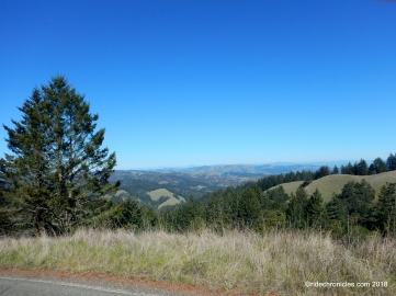 bolinas ridge views