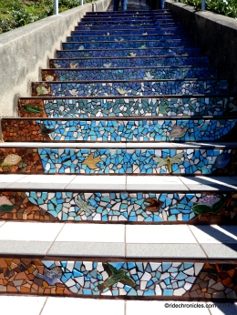 16th ave tiled steps