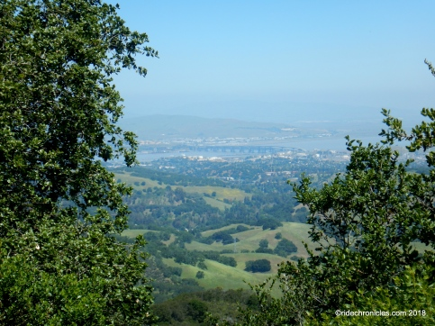 briones peak views