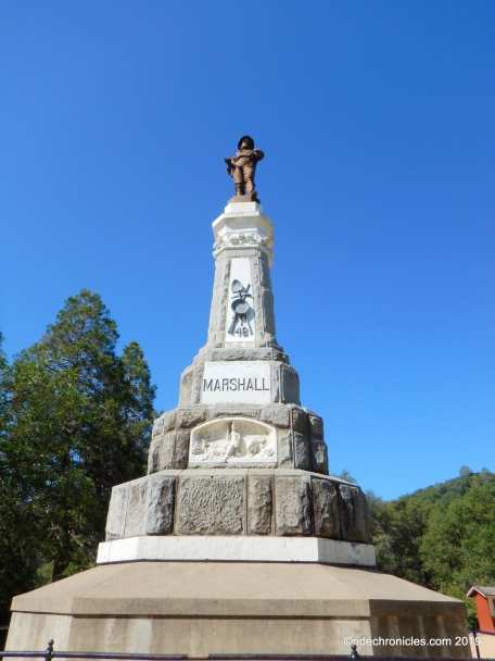 james marshall monument