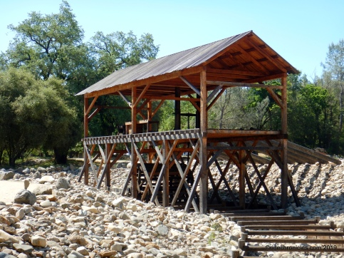 sawmill replica